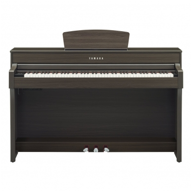 Stacionarus skaitmeninis pianinas Yamaha CLP-635DW Digital Piano - Dark Walnut