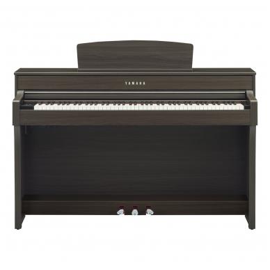 Stacionarus skaitmeninis pianinas Yamaha CLP-645DW Digital Piano - Dark Walnut