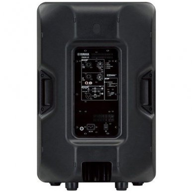 "Yamaha DBR-15 800W 15"" Powered Speaker 2"