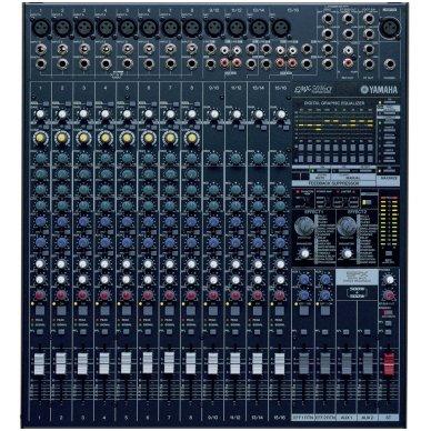 Yamaha EMX-5016CF 16-CH 1000W Powered Mixer