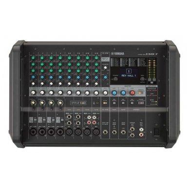 Yamaha EMX-7 12-CH 1420W Powered Mixer