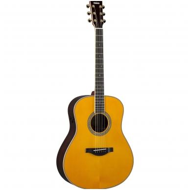 Akustinė Gitara Su Pajungimu Yamaha LL-TA Vintage Tint TransAcoustic