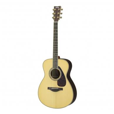 Akustinė Gitara Su Pajungimu Yamaha LS-16 Natural