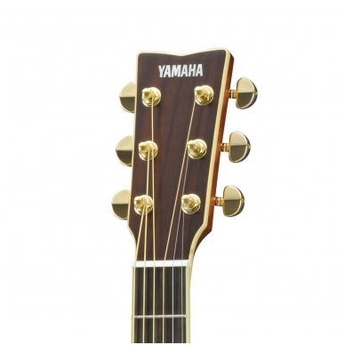 Akustinė Gitara Su Pajungimu Yamaha LS-16 Natural 2