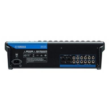 Yamaha MG-20 20-Input 6-Bus Mixer 3