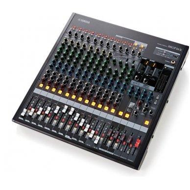 Yamaha MGP-16X 16-Channel Premium Mixing Console 2