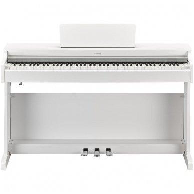 Stacionarus skaitmeninis pianinas Yamaha YDP-163WH Arius Digital Home Piano - White